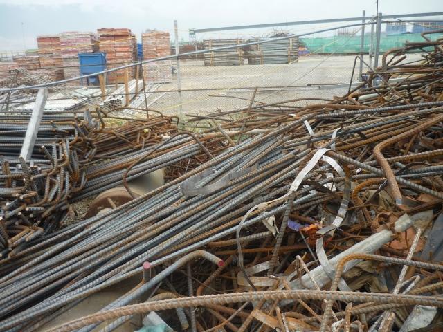 Thu mua phế liệu thép xây dựng