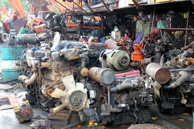 Thu mua phế liệu motor