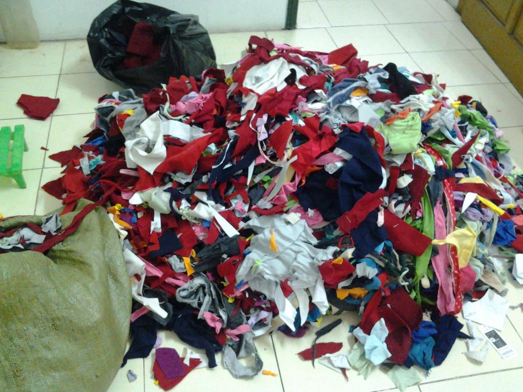 Thu mua vải vụn các loại